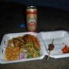 Leckeres Abendessen in Domburg